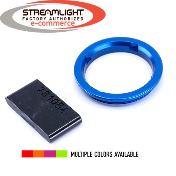 Streamlight Stinger 2020 Facecap Ring blue