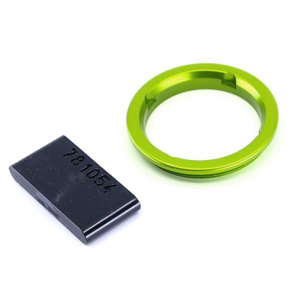 Streamlight Stinger 2020 Facecap Ring lime