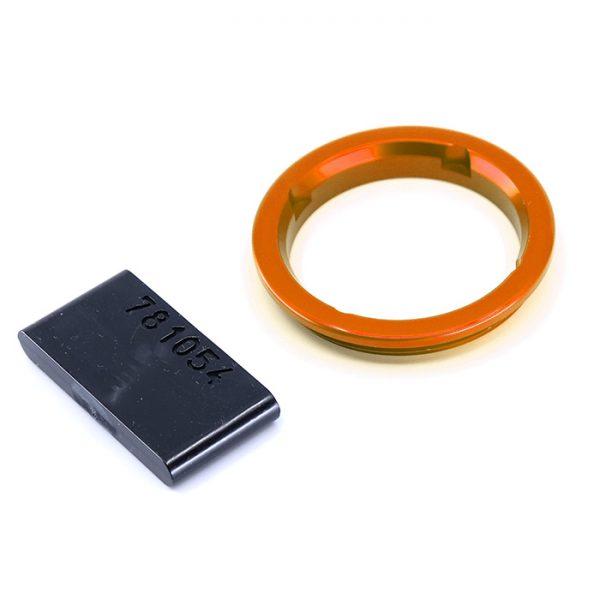 Streamlight Stinger 2020 Facecap Ring orange