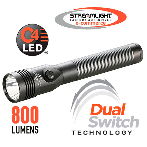 Streamlight Stinger DS HL Rechargeable Flashlight - 800 Lumens