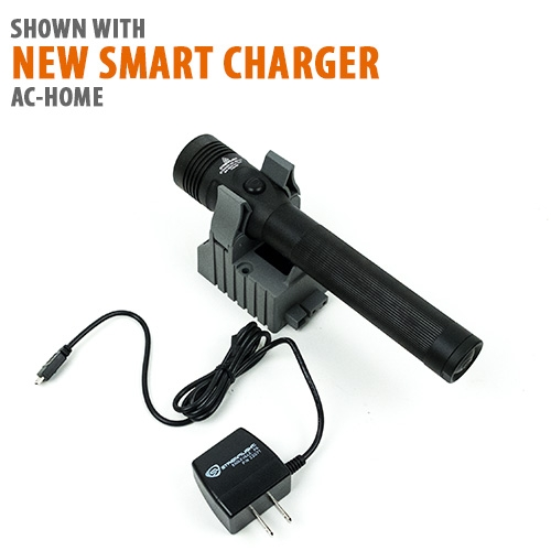 Streamlight Stinger DS LED HL Flashlight with AC-home charger