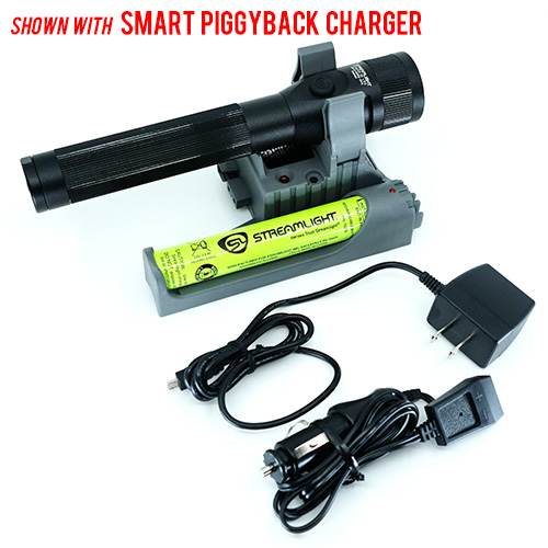 Streamlight Stinger DS LED HL with Piggyback charger