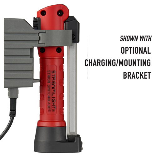Streamlight Strion Switchblade Compact Multi Function Worklight with charging bracket - optional
