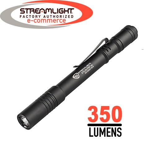 Streamlight Stylus PRO USB Rechargeable Penlight 350 lumen model