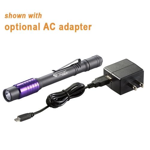 Streamlight Stylus Pro USB UV Rechargeable Penlight