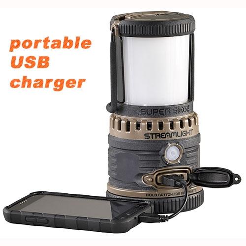 Streamlight Super Siege Rechargeable Lantern