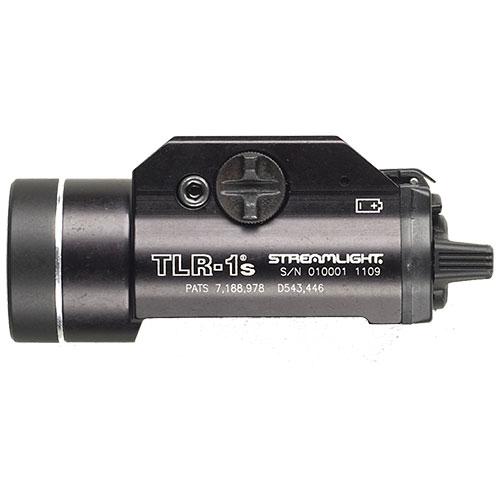 Streamlight TLR-1S Tactical Gun Mount Light 69210