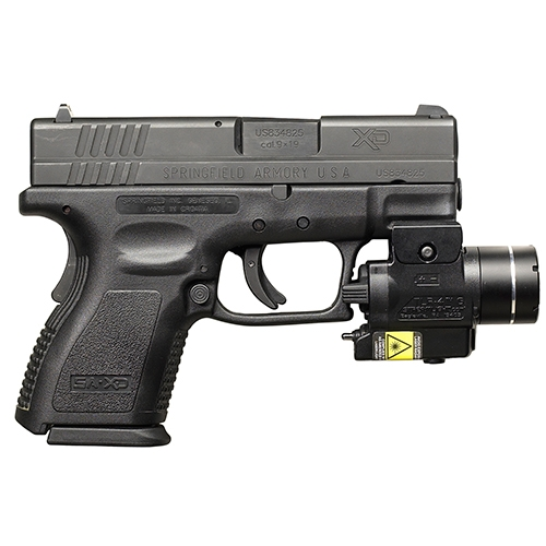 Streamlight TLR-4 G Weapon Light with Green Laser 69245
