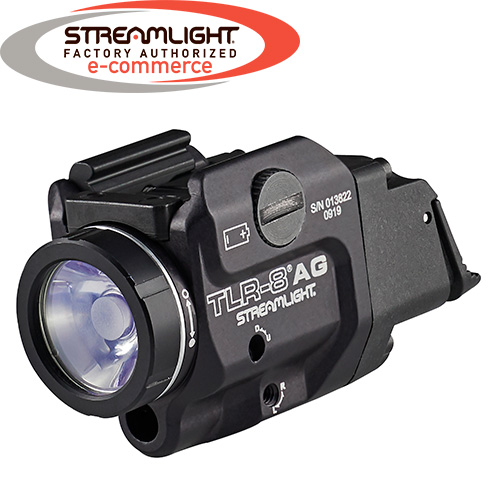 Streamlight TLR-8 A G with Green Laser