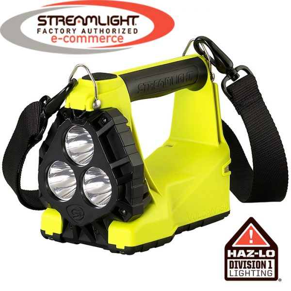 Streamlight Vulcan 180 HAZ-LO Intrinsically Safe Rechargeable Lantern
