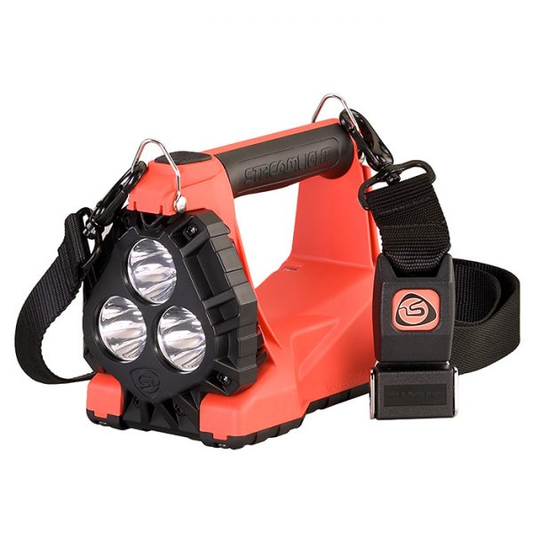 Streamlight Vulcan 180 HAZ-LO Intrinsically Safe Rechargeable Lantern orange