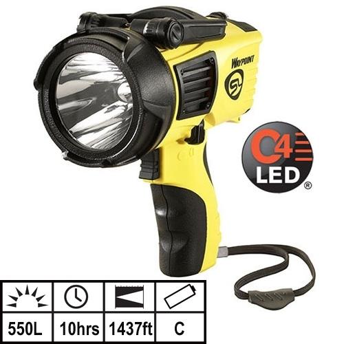 Streamlight WayPoint LED Spotlight