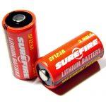 SureFire 3V Lithium Battery 2 Pack SF2-CB