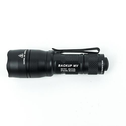 SureFire E1B Backup MV MaxVision Flashlight