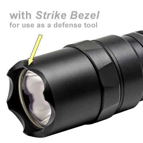 SureFire E2D LED Defender ULTRA High Output LED Flashlight