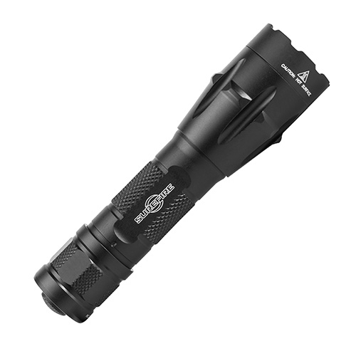 SureFire Fury-DFT Dual Fuel Tactical Flashlight