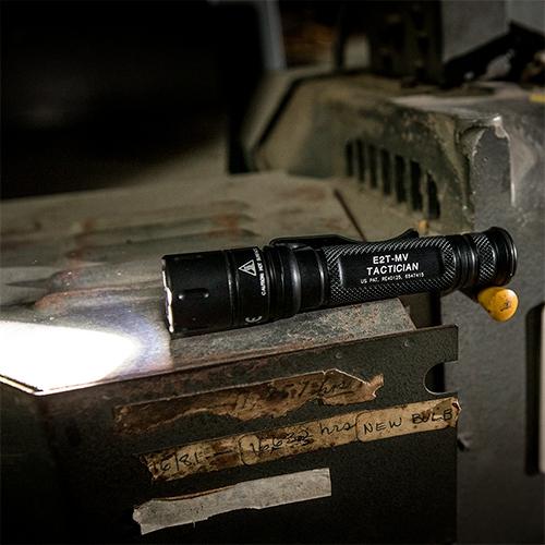 SureFire Tactician Dual Output Flashlight
