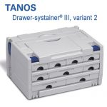 Tanos Drawer-systainer III Variant 2