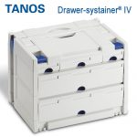 Tanos Drawer systainer IV