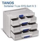 TANOS Sortainer T-Loc SYS-Sort IV-3
