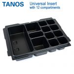 Tanos systainer universal insert