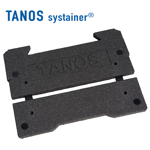 TANOS systainer Cushion