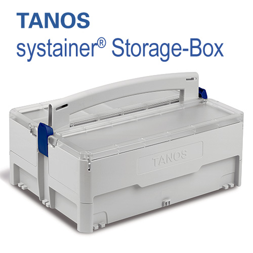 TANOS systainer® Storage-Box