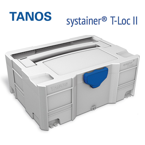 TANOS systainer T-Loc II