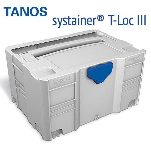 Tanos systainer T-Loc III