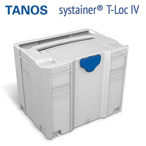 TANOS systainer T-Loc IV case