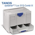 TANOS systainer T-Loc SYS-Combi III