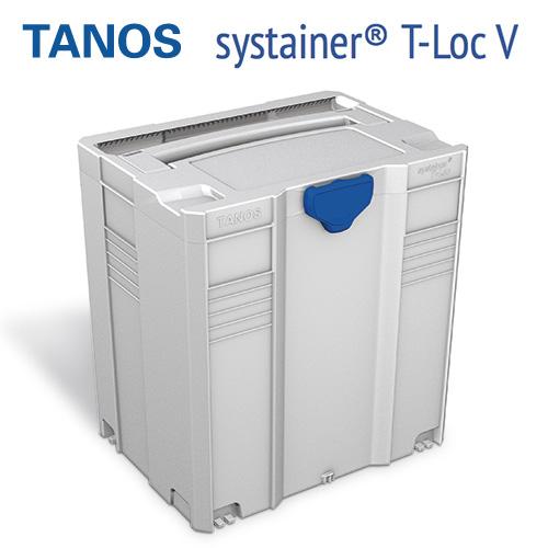 Tanos systainer T-Loc V