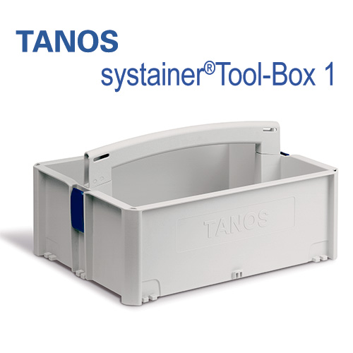 Tanos systainer Tool-Box 1