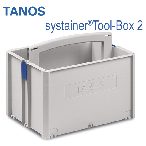Tanos systainer Tool-Box 2