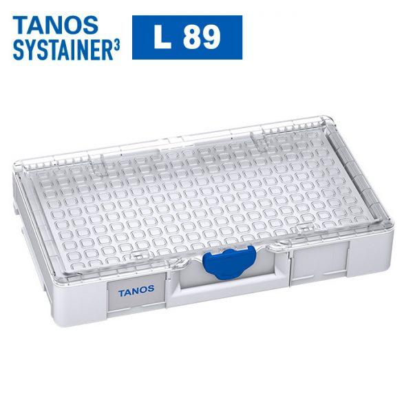 Tanos Systainer3 Organizer L89 Storage Case