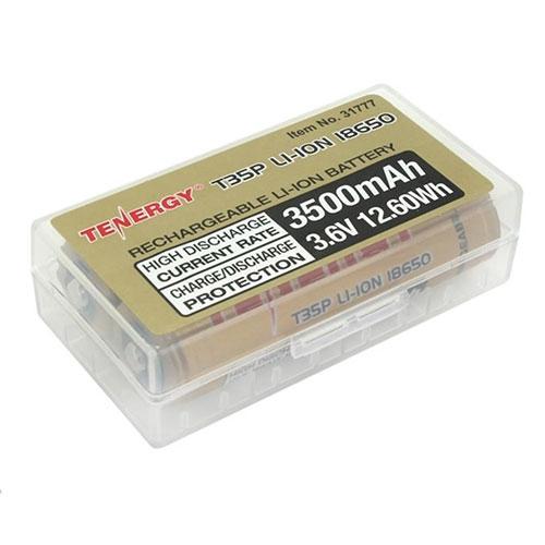 Tenergy 18650 Batteries T35P