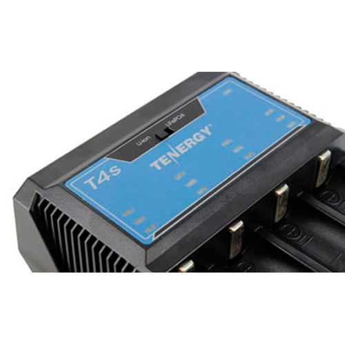 Tenergy T4s Intelligent Battery Charger