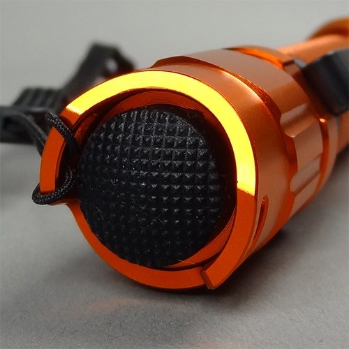 TerraLUX PRO-3 Professional LED Flashlight