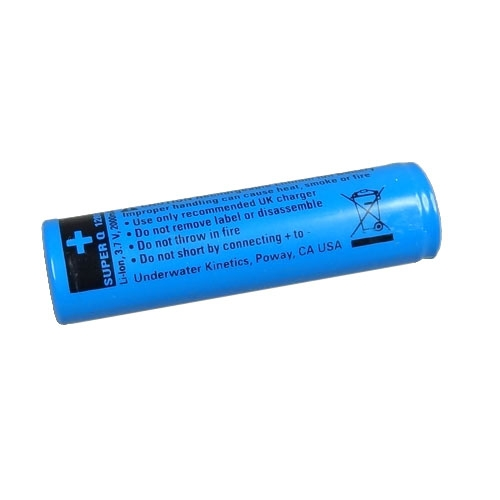 Underwater Kinetics 12803 Lithium Ion Battery