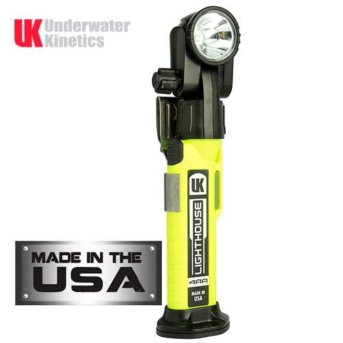 Underwater Kinetics 4AA Lighthouse Work Light