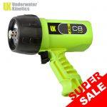 Underwater Kinetics C8 eLED L2 Dive Light