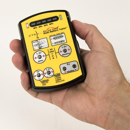 ZTS Battery Tester Mini-MBT