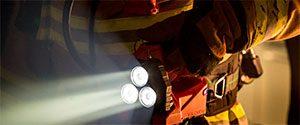 best firefighter flashlight and helmet lights