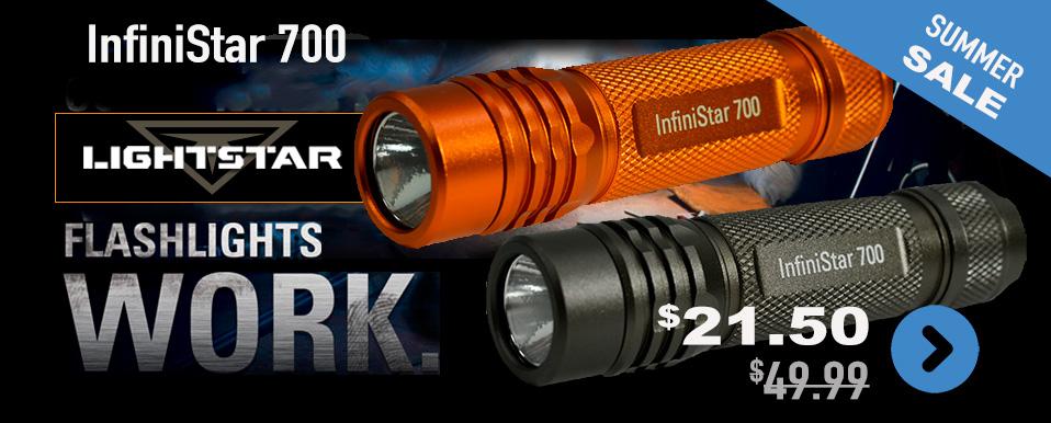 Lightstar InfiniStar 700 Summer Sale