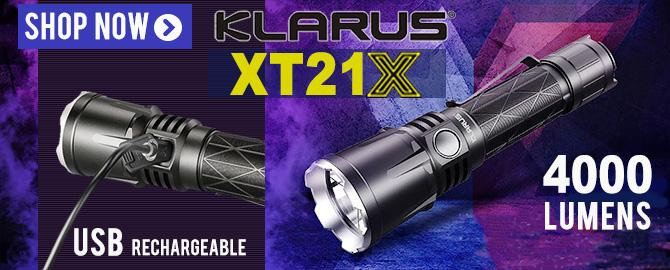 Klarus XT21X