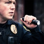 best police flashlights