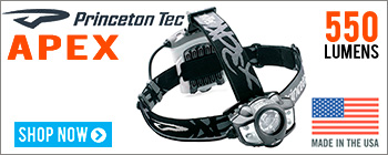 Princeton Tec Apex Headlamp