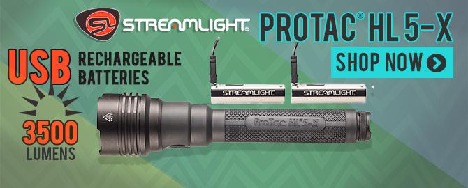 Streamlight ProTac HL 5-X Flashlight