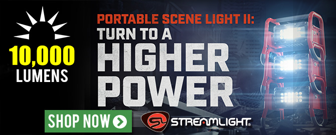 Streamlight® Portable Scene Light II