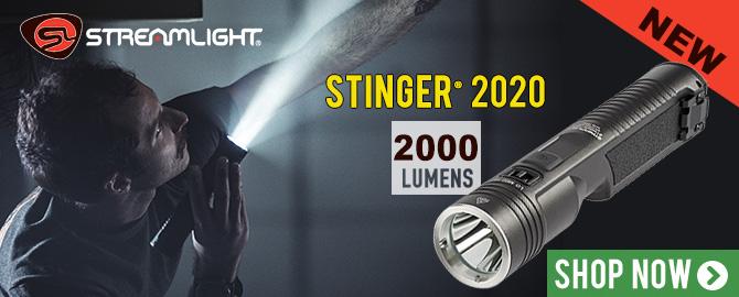 Streamlight Stinger® 2020 Rechargeable Flashlight